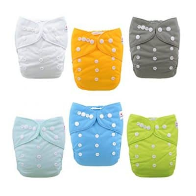 Cloth Diapers – A Cheaper Way to Change Your Baby