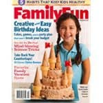 Free Subscription to Family Fun Magazine!