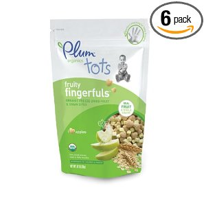 Save 40% on Plum Tots Organic Toddler Snacks, Free 2-Day Shipping