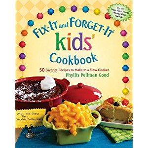 Holiday Gift Ideas: Fix It and Forget It Kids' Cookbook