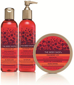 Holiday Gift Ideas: The Body Shop Seasonal Gifts