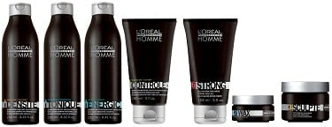 Holiday Gift Ideas: Loreal Professionnel Homme Haircare for Men
