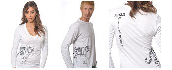 Holiday Gift Ideas: RevengeIs T-Shirts for Habitat Conservation