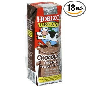 Deal on Horizon Organic Chocolate or Vanilla Milk (Shelf-Stable!) with Free Shipping