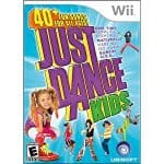 Just Dance Kids Wii Game for $19.99, Free Shipping