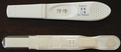 how to use cvs ovulation test strips