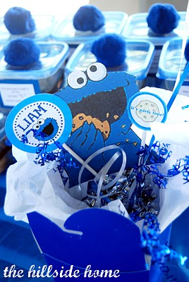 Cookie Monster Party Ideas for an Impressive DIY Birthday Party