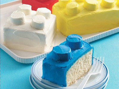 Top 10 Easy Lego Cupcakes and Birthday Cake Ideas with Tutorials