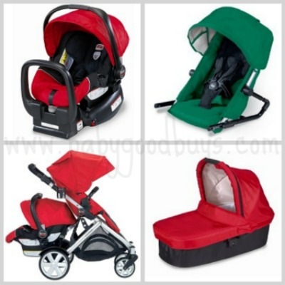Britax Deal: Buy a B-Ready Stroller, Get a Chaperone Car Seat ...