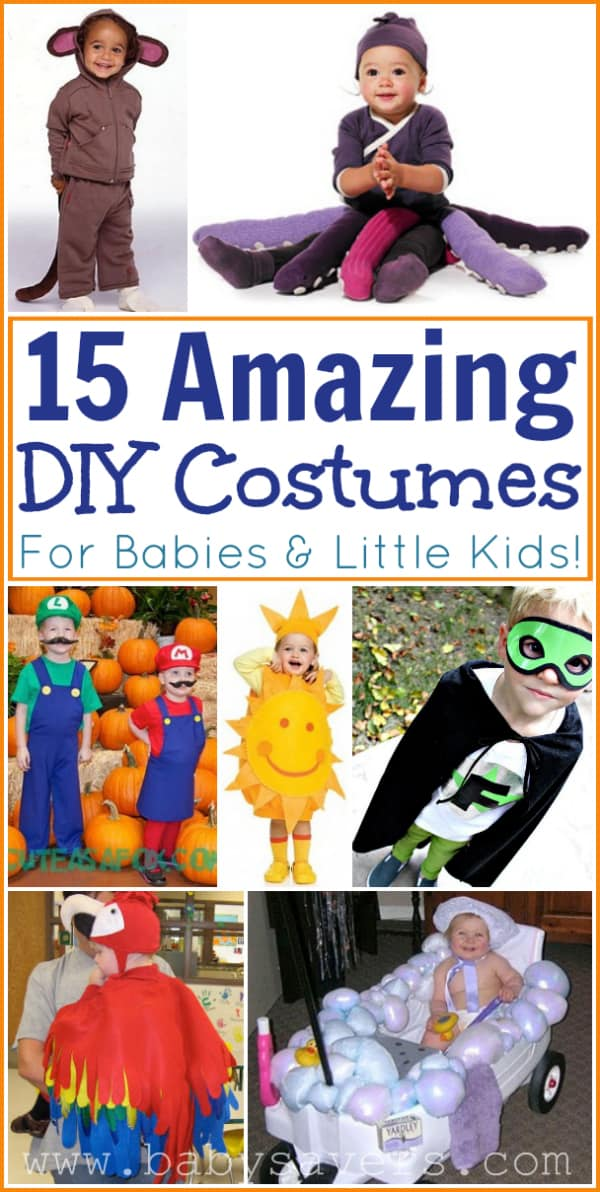 Diy Baby Boy Halloween Costumes.Diy Baby Halloween Costumes 15 Adorable Homemade Costumes