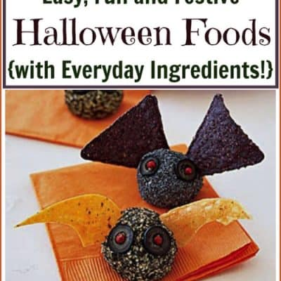 Halloween Party Food Ideas: Five Easy and Festive Recipes!