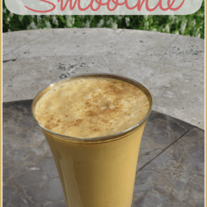 vanilla pumpkin smoothie recipe