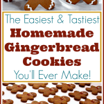 Gingerbread Cookies Recipe: The Easiest Recipe for Perfect Gingerbread Men!