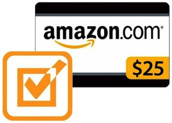 Take the BabySavers Quick Reader Survey and Enter to Win a $25 Amazon Gift Card!