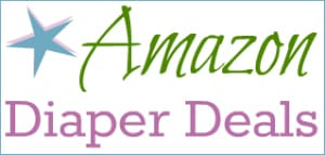 Amazon's Diaper Price List and Top Diaper Deals!