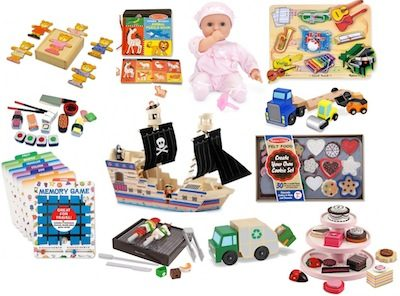 Favorite Melissa and Doug Toys on Totsy: Save Up to 45%