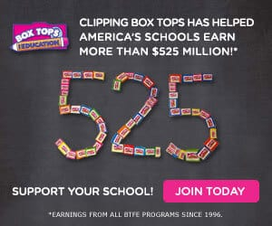 free box tops for education