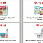 25 Printable Baby Coupons from Target.com