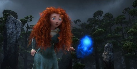 What are the Wisps In Disney/Pixar's BRAVE? | Baby Savers | Babysavers.com