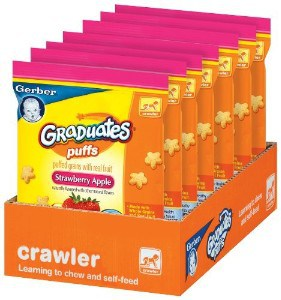 photograph relating to Puffs Coupons Printable known as Printable Gerber Puffs Coupon \u003d Puffs for $0.50 at Concentrate!