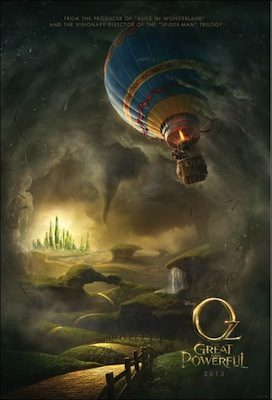 New Trailer for Disney's OZ the Great and Powerful