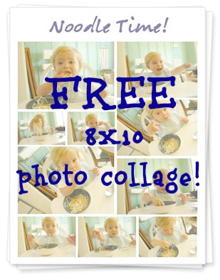 FREE 8×10 Collage Photo Print from Walgreens