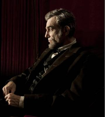 Amazing Image: Daniel Day Lewis ast Abraham Lincoln in 'LINCOLN'