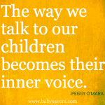 Weekend Inspiration: The Way We Talk to Our Children…