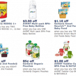 Save Over $10 with New Gerber, Avent Printable Baby Coupons