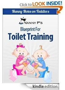 Free Kindle eBook: Toilet Training, a Nanny P Blueprint