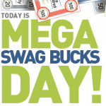 It's Mega Swagbucks Friday: Search and Earn More Swagbucks