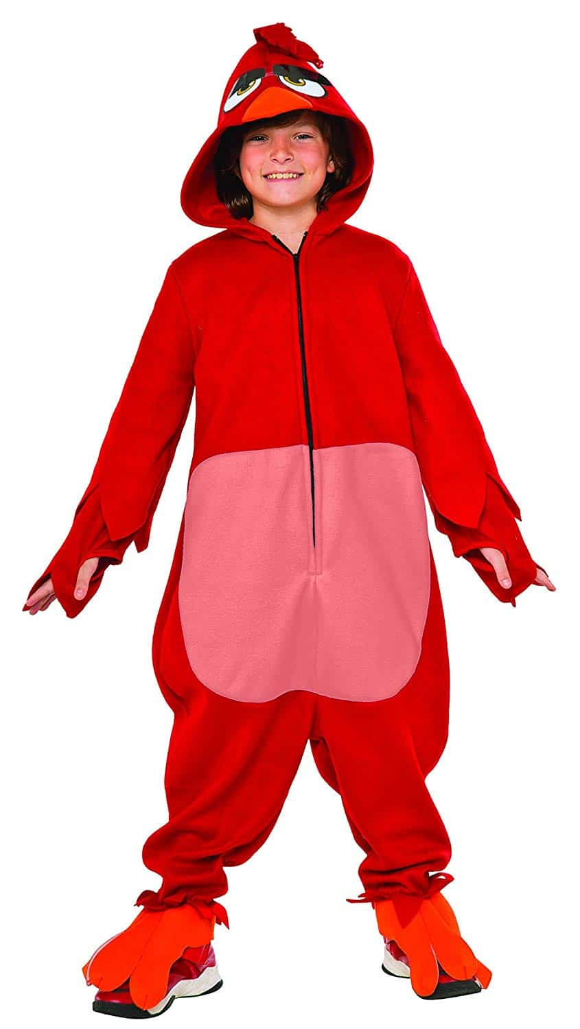Angry Birds Red Halloween costume for kids