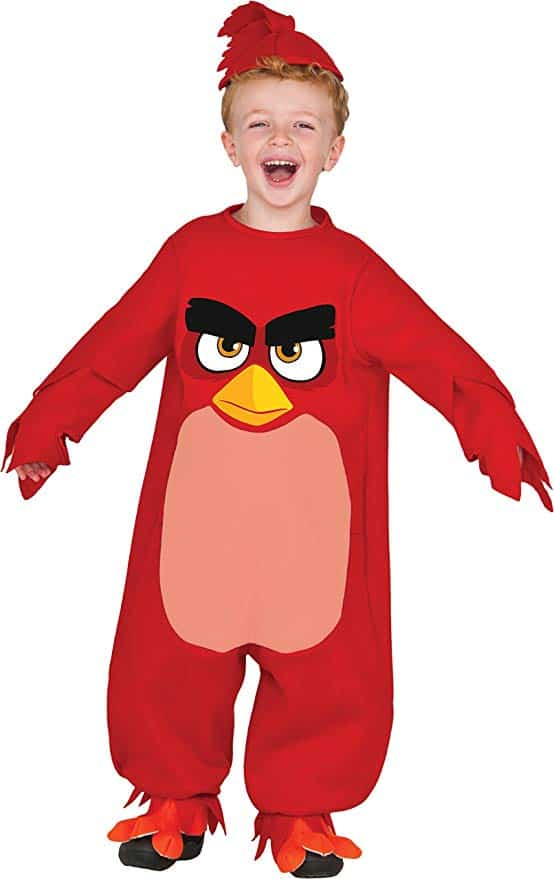 Angry Birds halloween costume toddler