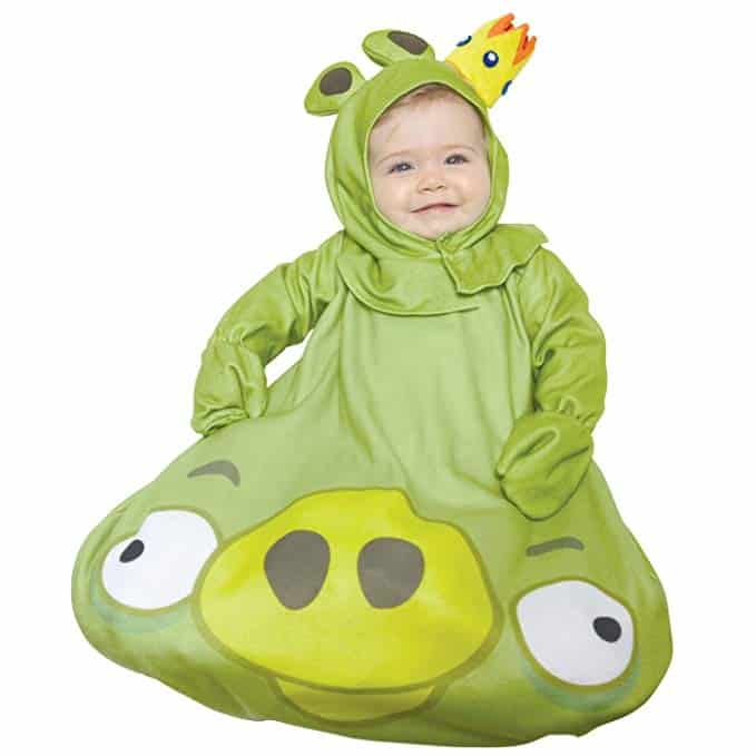 Baby angry birds costume