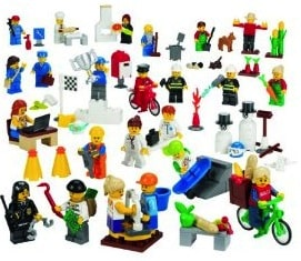 Save 30% on LEGO Educational Community Minifigures with Free Shipping!