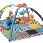 Save 31% on the Infantino Square Twist and Fold Activity Gym + Free Shipping!