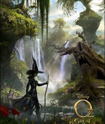 Meet the Wicked Witch from OZ The Great and Powerful!