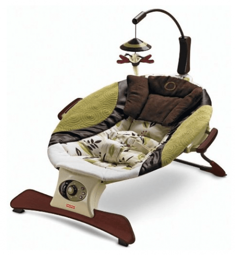 Save up to 50% on the Fisher-Price Zen Collection Baby Gear, Free Shipping!
