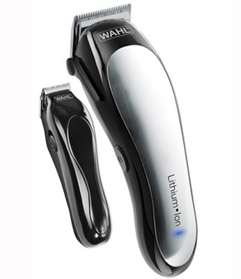 Holiday Gift Idea: Wahl Lithium Ion Clipper