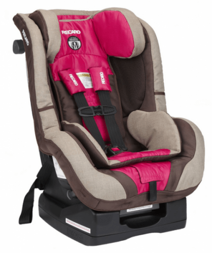 save 37 on the recaro proride convertible car seat free shipping. Black Bedroom Furniture Sets. Home Design Ideas