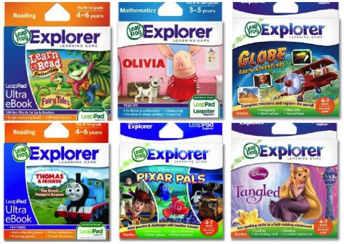 Shop for leapfrog leappad games online at Target. Free shipping & returns and save 5% every day with your Target REDcard.