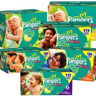 Target Diaper Deal with Pampers Printable Coupons
