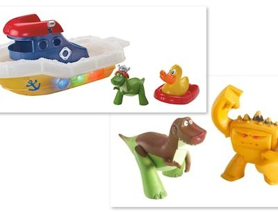 Holiday Gift Idea: Mattel Toy Story Color Splash Boat & Buddies