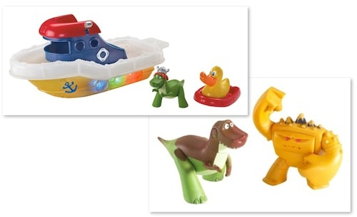 Holiday Gift Idea Mattel Toy Story Color Splash Boat