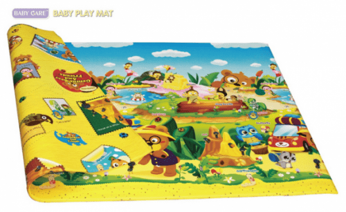 Save Up To 36 On The Baby Care Cushioned Reversible Play Mats Free Shipping
