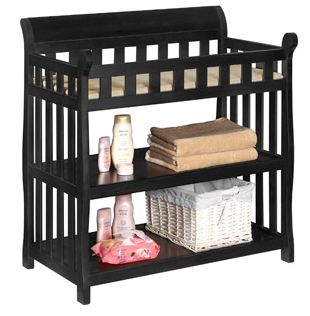 Delta Changing Table, Black