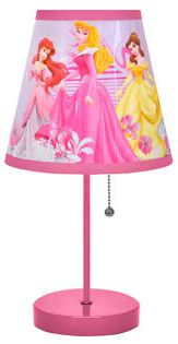 Disney Princess Table Lamp