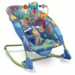 "Save 36% on the Fisher-Price ""Deluxe Animal Alphabet"" Infant-to-Toddler Rocker, Free Shipping!"