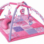 Save 39% on the Infantino Square Twist and Fold Activity Gym, Free Shipping!