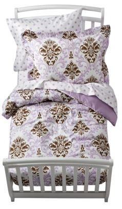 Lila Toddler Bed Set